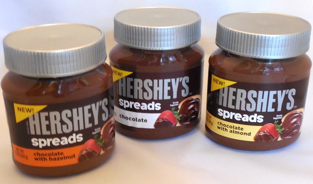 ... spreads a new line of chocolate spreads that are inspired by hershey