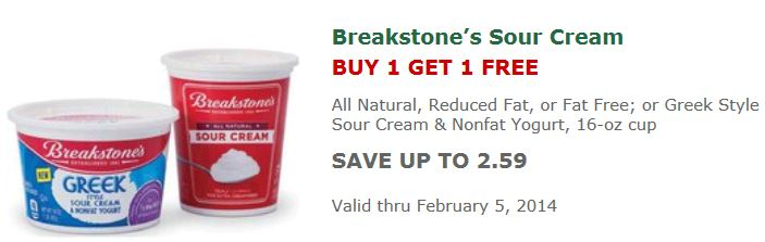 Breakstone coupons 2018