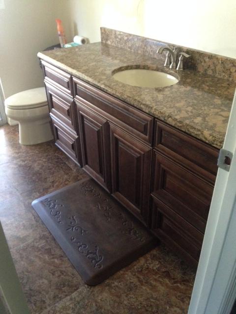 Update On My Bathroom Remodel I LOVE THE NEW LOOK Who Said - Update my bathroom
