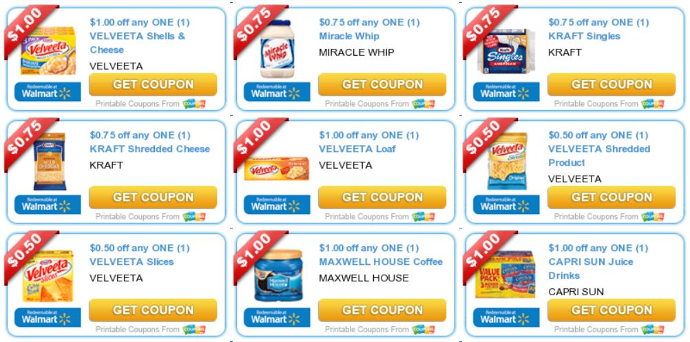photograph relating to Kraft Coupons Printable called Plenty of Refreshing Printable Kraft Discount coupons - Who Mentioned Absolutely nothing in just