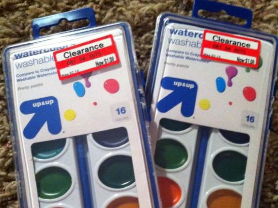 great deal on up up watercolor paints at target who said nothing