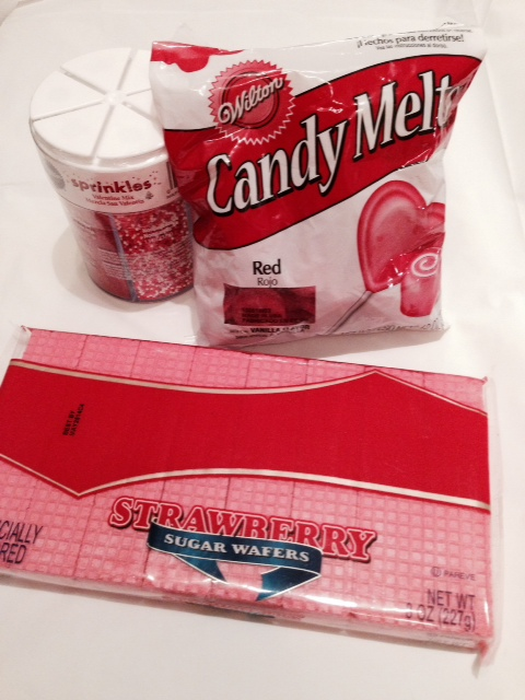 val day sugar wafter ingred