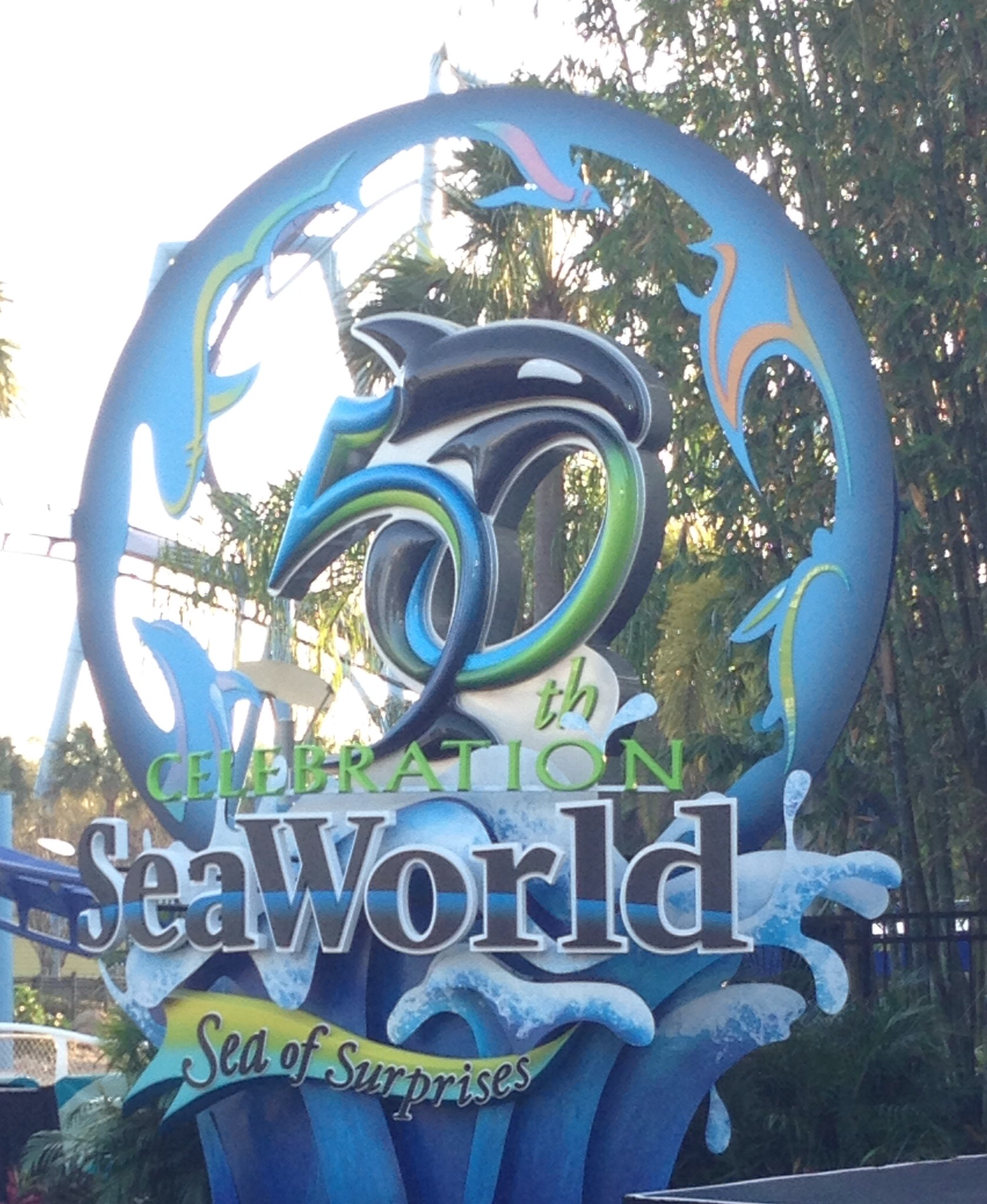 Instant Ocean 50th Anniversary : Spending a day at sea world th anniversary celebration