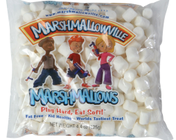mini-marshmallows
