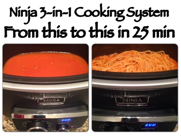 ninja cooking system cookbook pdf