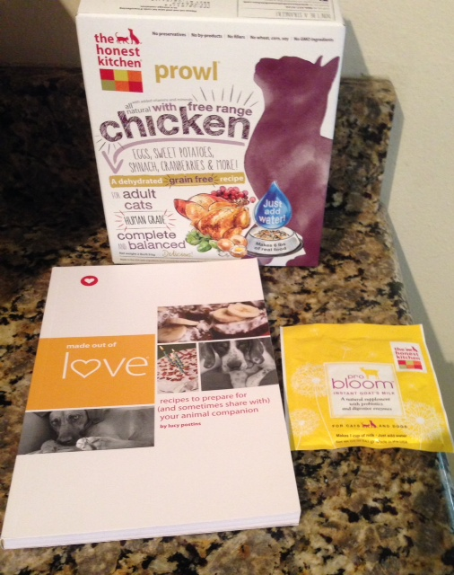 the honest kitchen cat food review and giveaway   who said