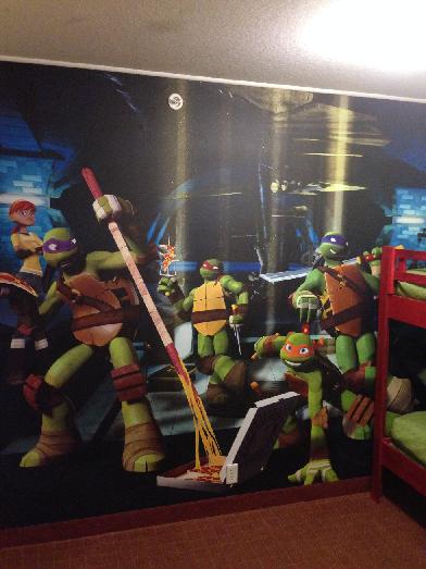 TMNT-room