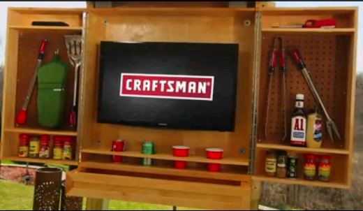 craftsman club project how to build the ultimate grill caddy who