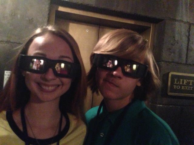 HP-glasses