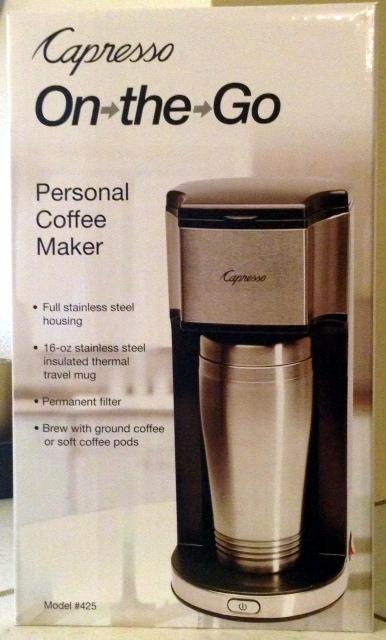Capresso Coffee Makers Amazon