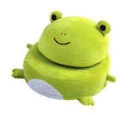 critter-cushion-frog