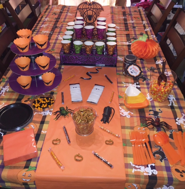 Halloween Party Supplies From Oriental Trading Who Said