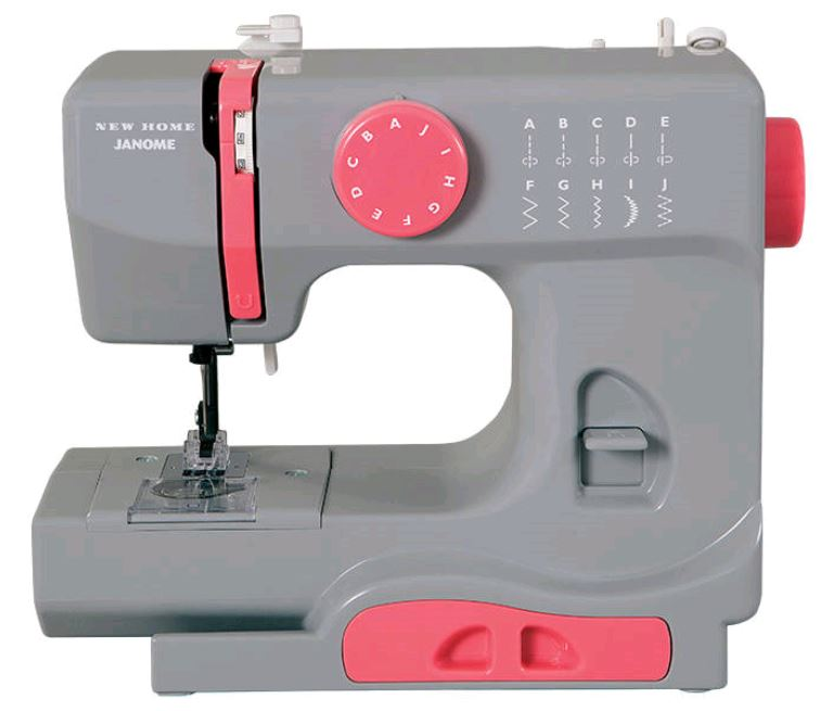 janome-sewing machine