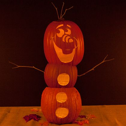 Disney Themed Pumpkin Carving Patterns - Who Said Nothing in Life is ...