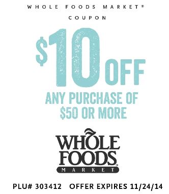 Whole Foods Carrollwood  Coupon