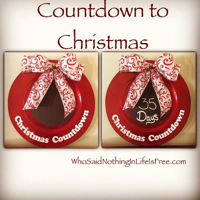 diy-countdown-christmas-charger-plate