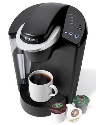 Keurig k45 b40 elite coffee brewer who said nothing in for K45 elite