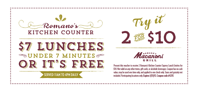 A Kitchen Is Launching An Express Lunch Service: Express Lunch In 7 Minutes Or