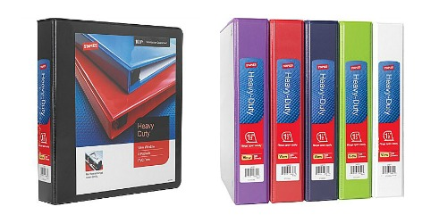 binders for 1 and 5 reams of staples multipurpose paper for 1
