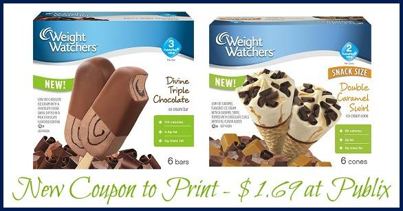 weight watchers frozen treats printable coupons