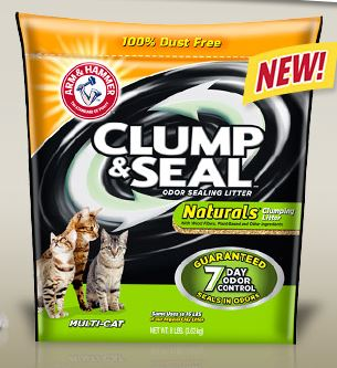 Arm Amp Hammer Clump Amp Seal Naturals Cat Litter Who Said
