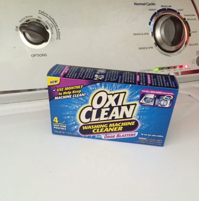 Oxiclean Washing Machine Cleaner Blasts Smelly Odors Who