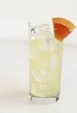 Captain Morgan Flavored Rum sunset sipper