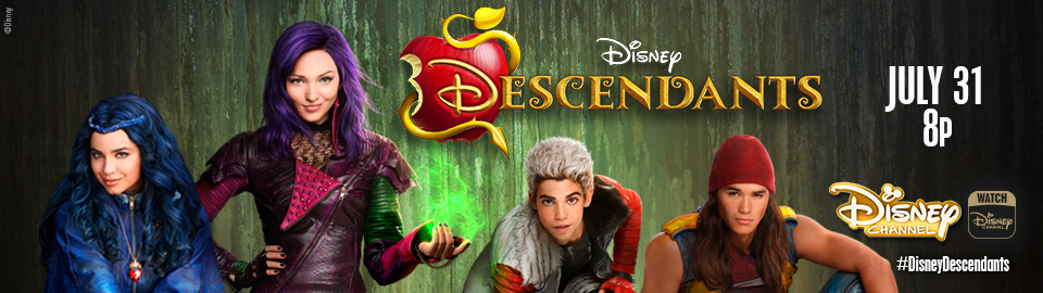 descendants full movie 2015 disney channel