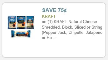Kraft shredded cheese coupons june 2018