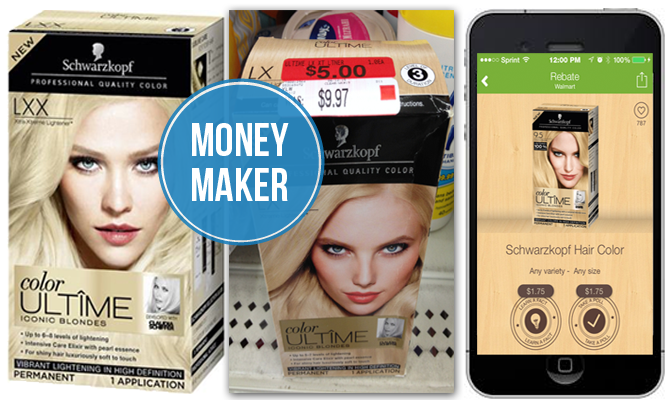 Money Maker On Schwarzkopf Hair Color At Walmart Who Said Nothing