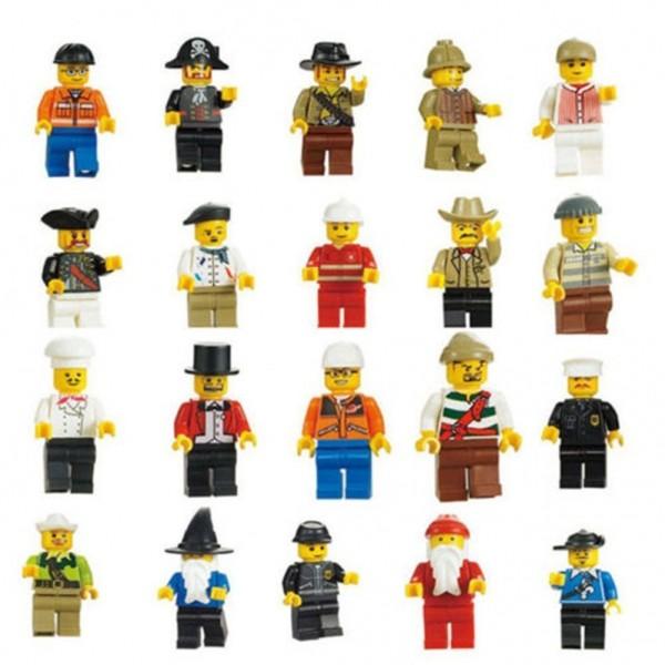 Lego-compatible-Minifigures