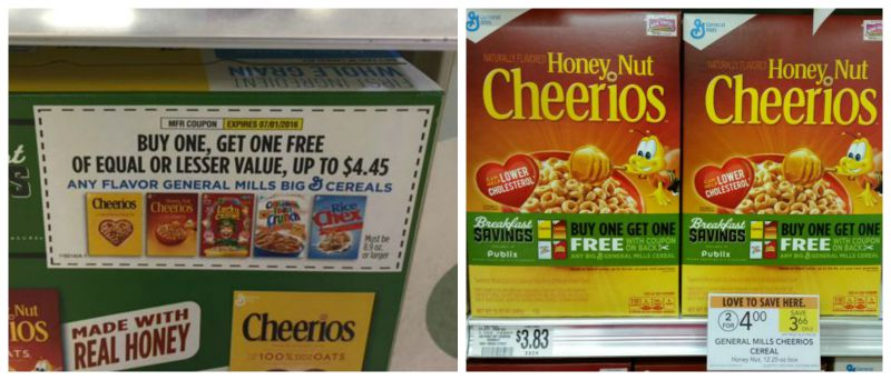 Cheerios coupons july 2018