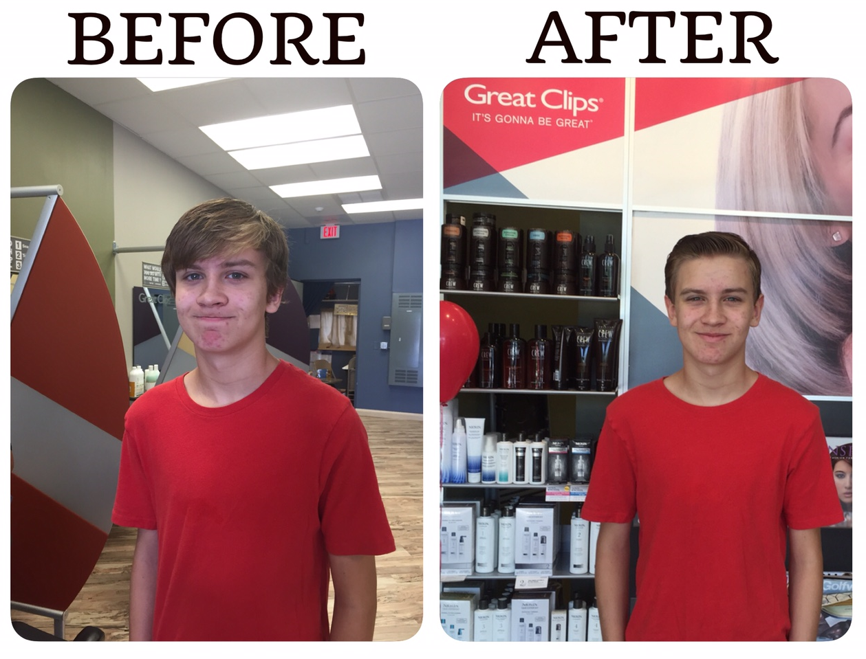 Coupons haircuts great clips