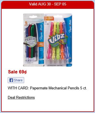 Cvs pencils