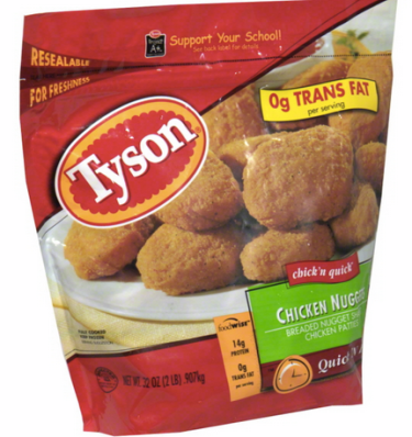 Good Dealon Tyson Chicken Nuggets at Publix - Who Said