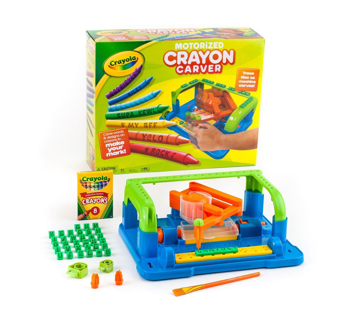Crayola-CrayonCarver
