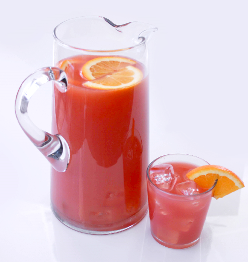 Orange Crush Punch