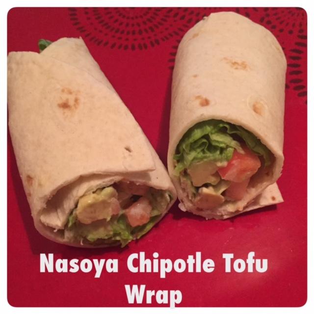 Nasoya Chipotle Tofu Wrap