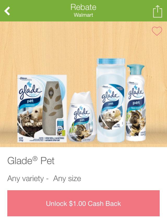 Glade-Pet