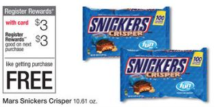 snickers-free