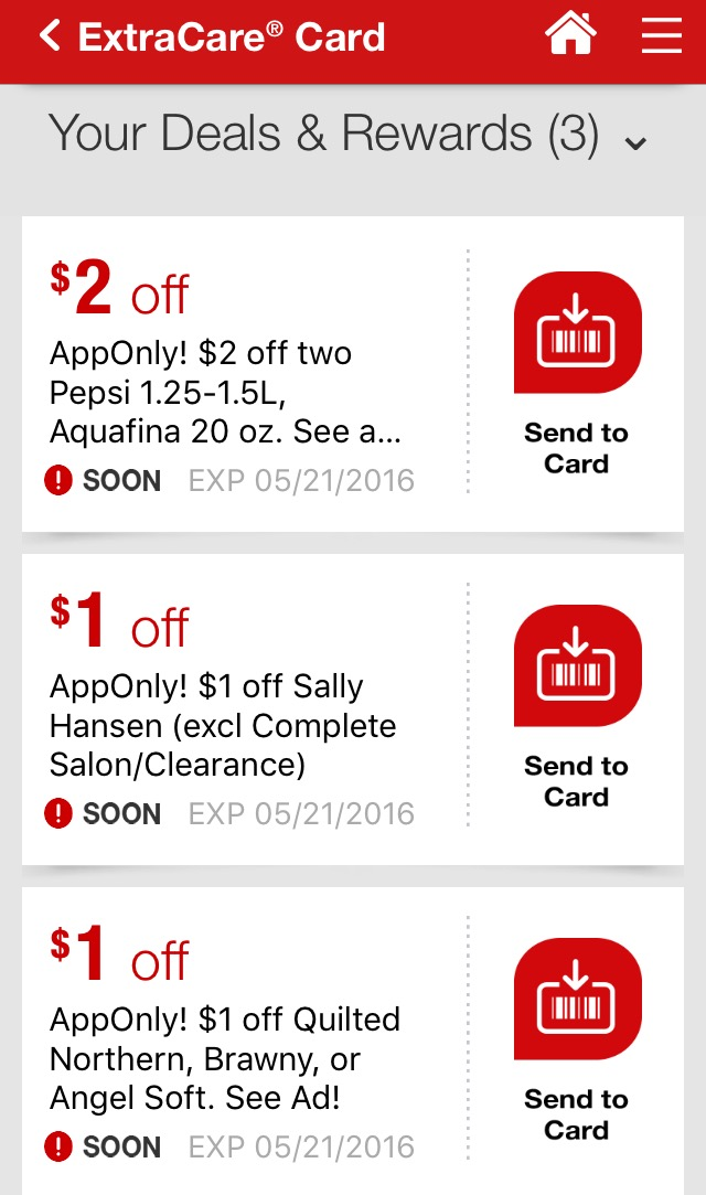 CVS-app-coupons