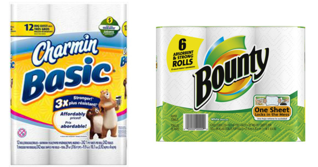 Great Deal on Paper Towels and Toilet Paper at Walgreens - Who ...
