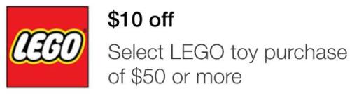 lego coupons target