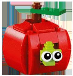 LEGO-Apple-Model