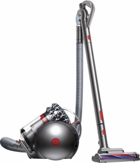 dyson cinetic big ball animal vacuum the perfect holiday gift who said nothing in life is free. Black Bedroom Furniture Sets. Home Design Ideas