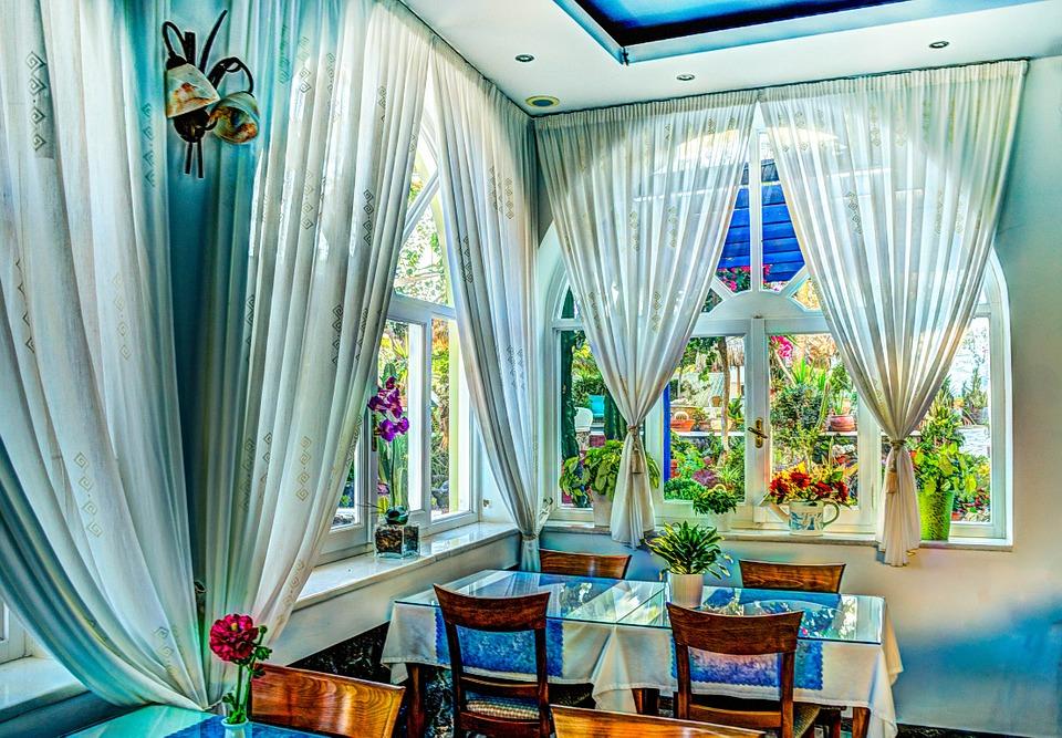 Dining Luxury Decoration Beautiful Room Interior