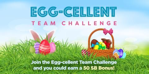 Egg-cellent Team Challenge