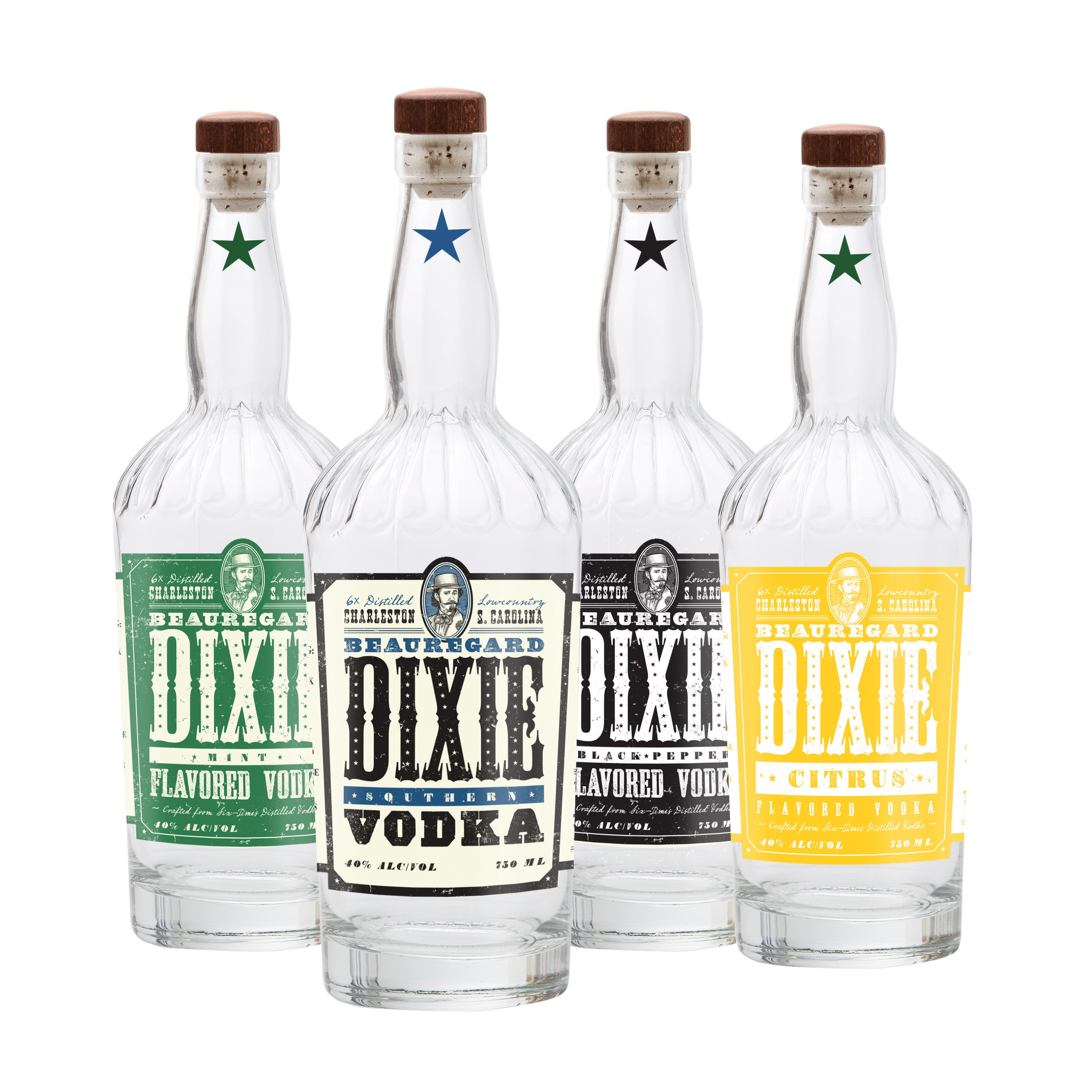 dixie vodkas