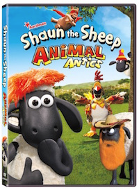 shaun the sheep animal antics
