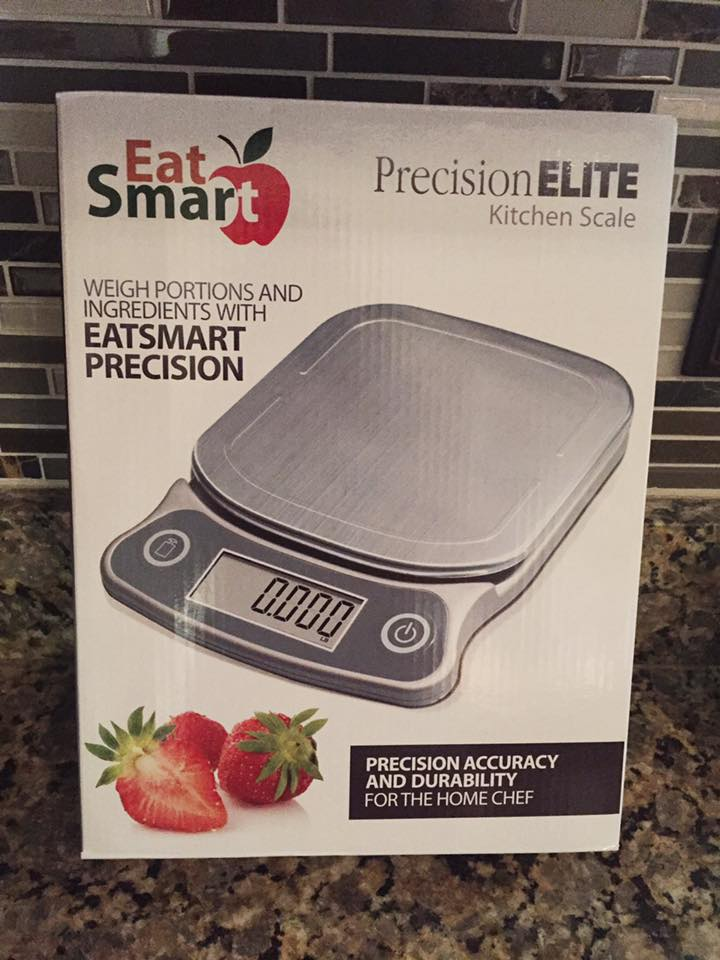 Eatsmart Precision Elite Digital Kitchen Scale Who Said